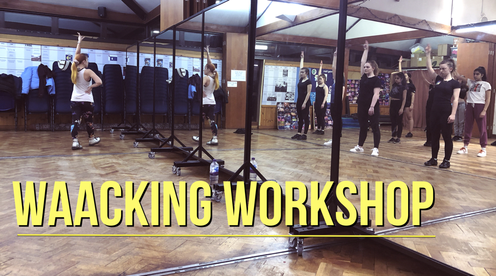 ZOOM WAACKING WORKSHOP