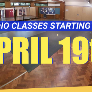 Timetable Studio Classes